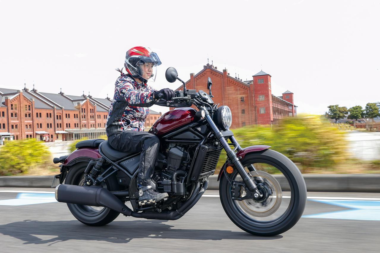 Images : 1番目の画像 - 【写真5枚】ホンダ「レブル1100DCT」 - webオートバイ