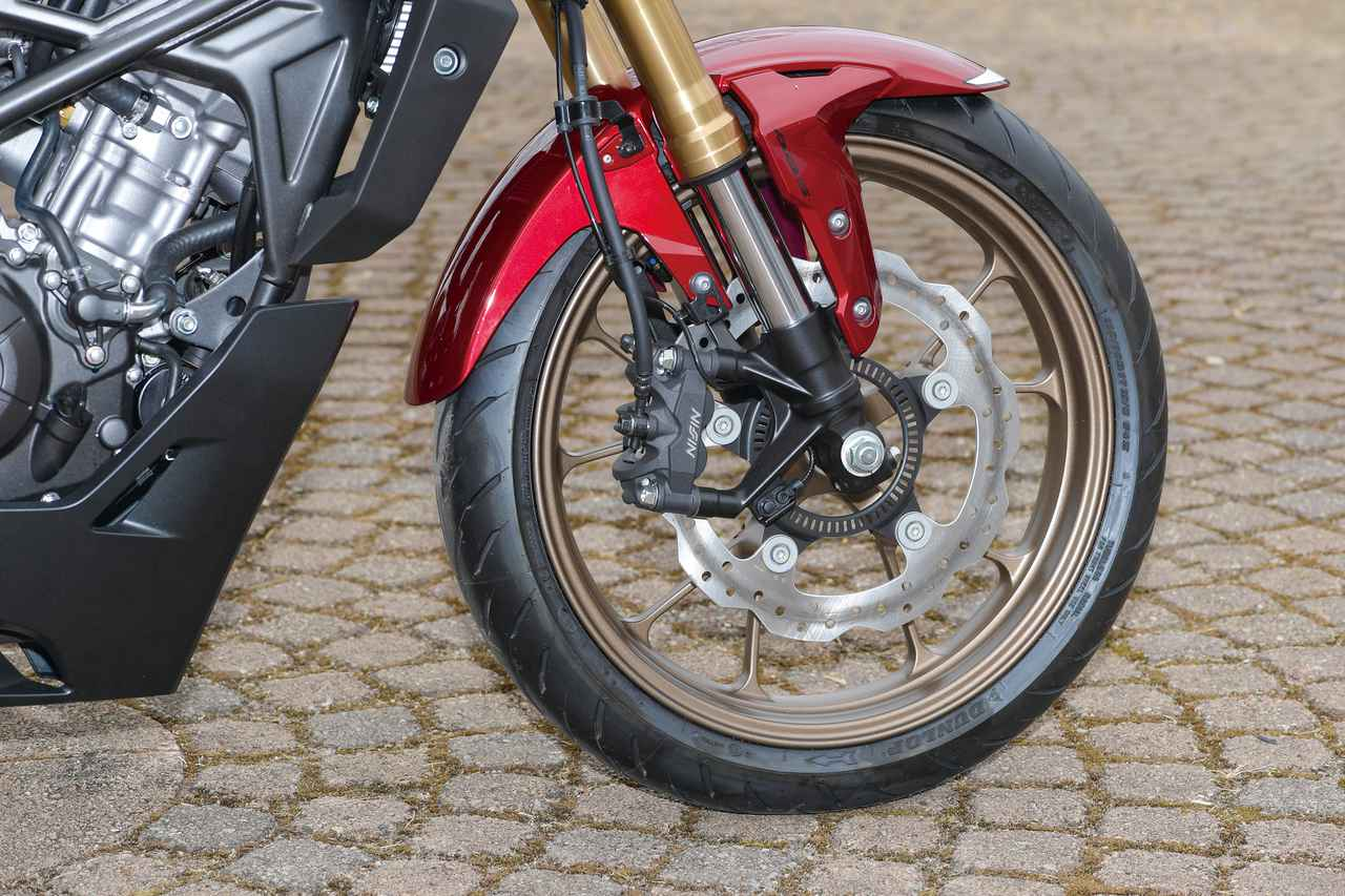 Images : 8番目の画像 - 【写真9枚】ホンダ新型「CB125R」 - webオートバイ