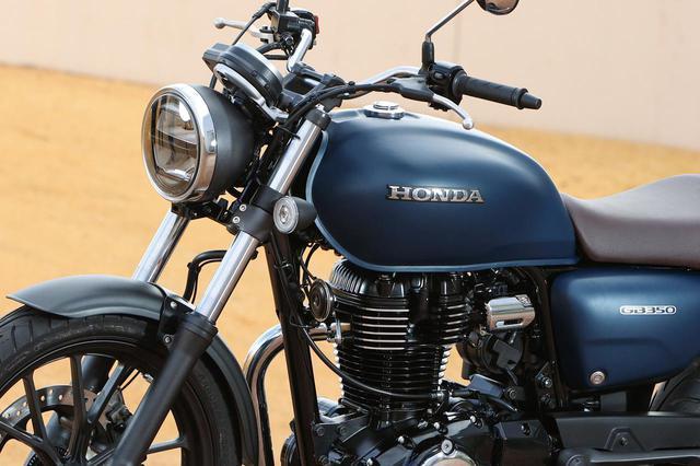 画像: ホンダの「GB」シリーズとは? 歴代モデルを紹介 - webオートバイ
