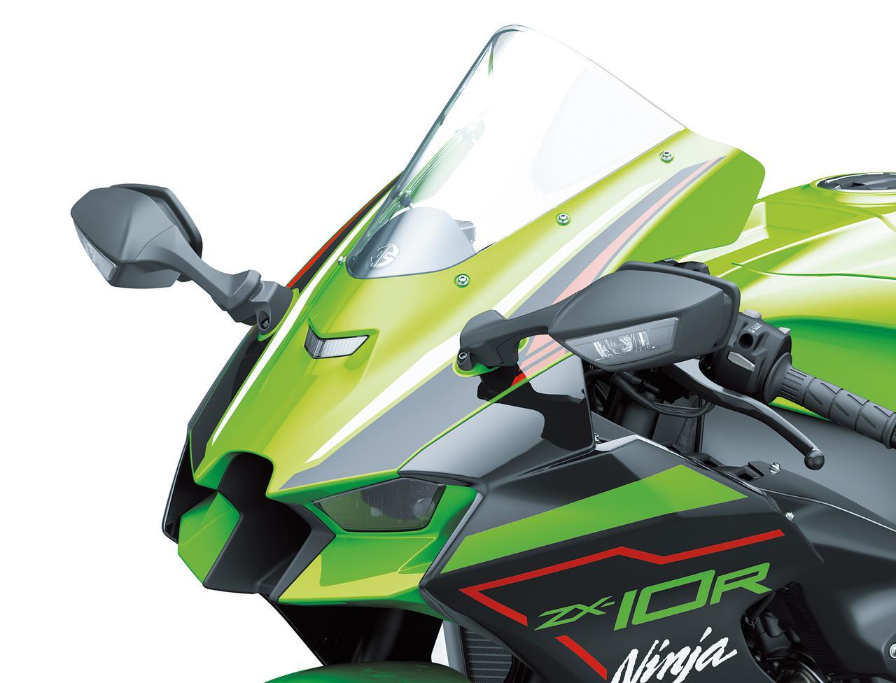 Images : 3番目の画像 - 【写真8枚】カワサキ「Ninja ZX-10R」「Ninja ZX-10RR」 - webオートバイ