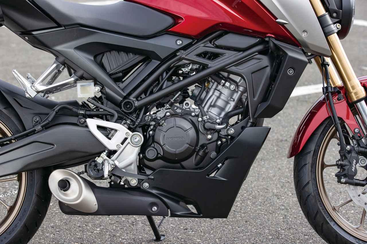 Images : 7番目の画像 - 【写真9枚】ホンダ新型「CB125R」 - webオートバイ