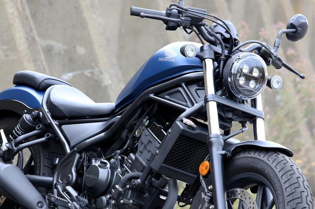 画像1: 「レブル250」はなぜ売れ続けるのか? ホンダモーターサイクルジャパンが語ったヒットの秘密 - webオートバイ
