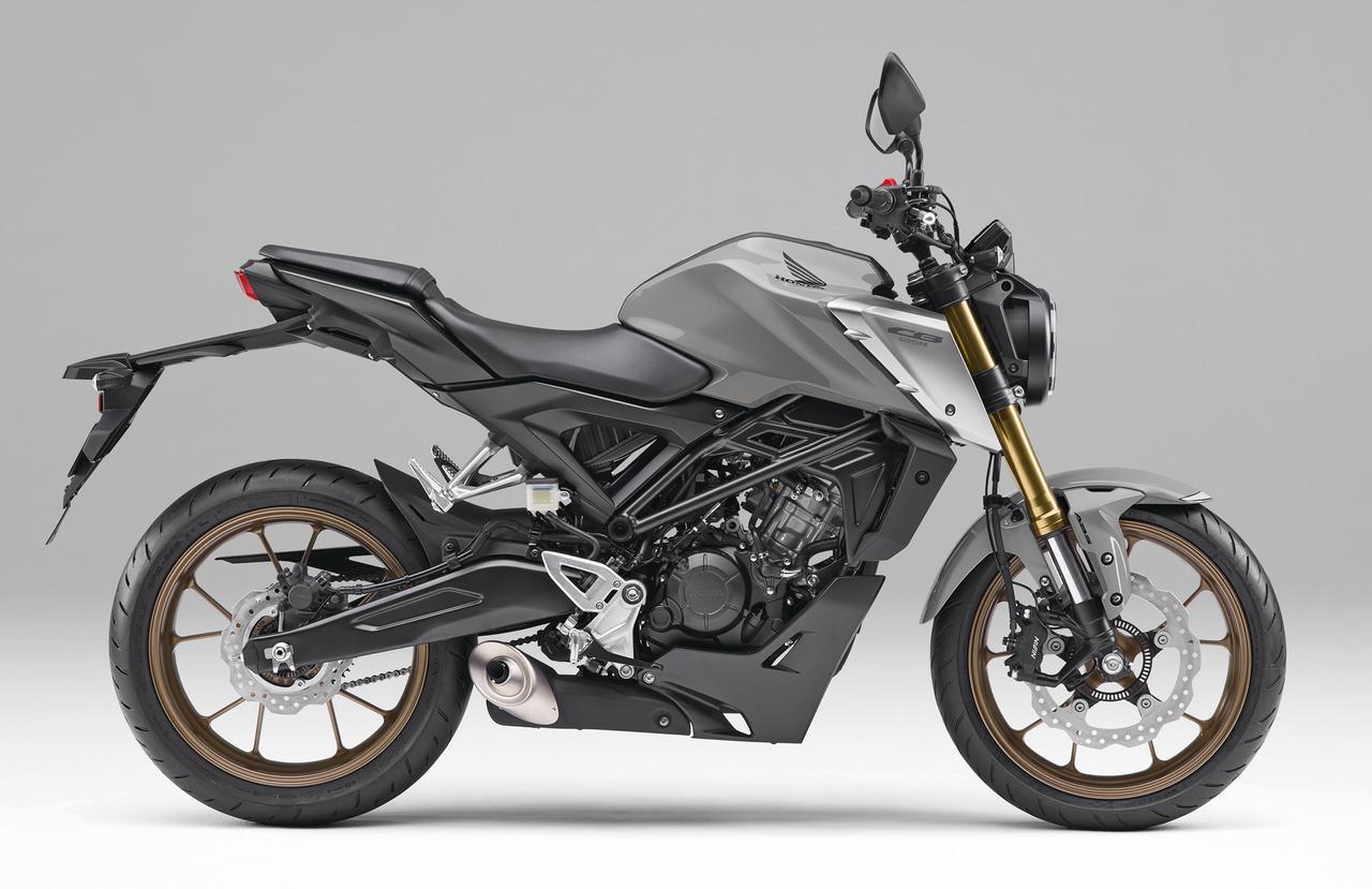 Images : 3番目の画像 - 【写真9枚】ホンダ新型「CB125R」 - webオートバイ