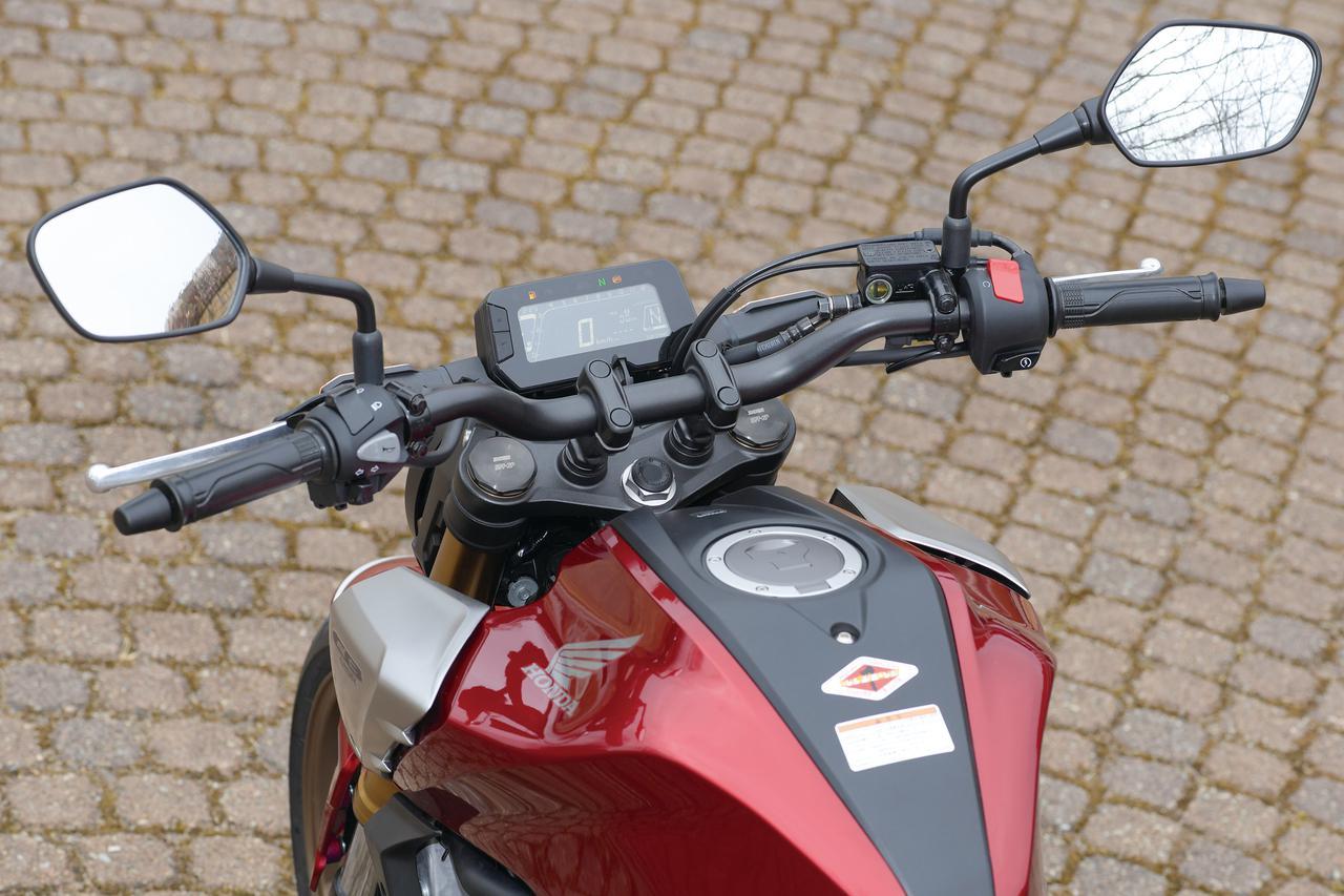Images : 6番目の画像 - 【写真9枚】ホンダ新型「CB125R」 - webオートバイ