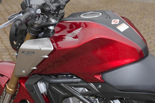 画像: 【人気カラー投票】ホンダ新型「CB125R」 - webオートバイ