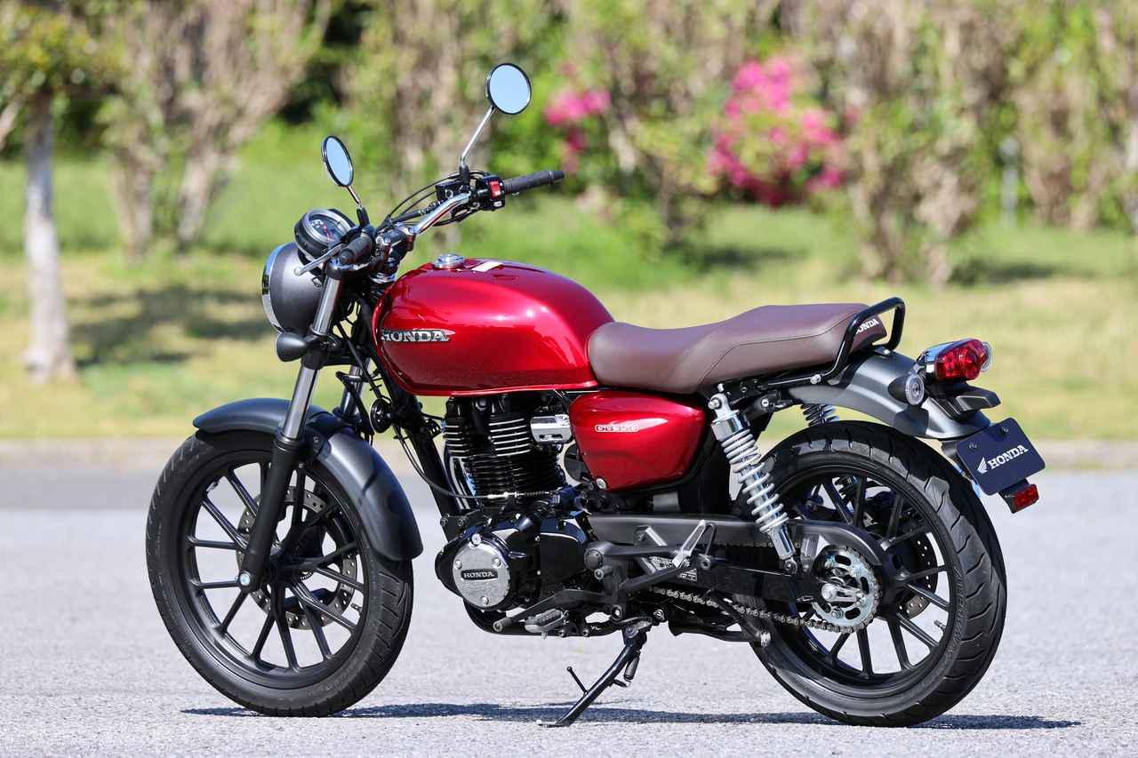 画像: このバイクの、この角度が好き。っていうのありますよね。