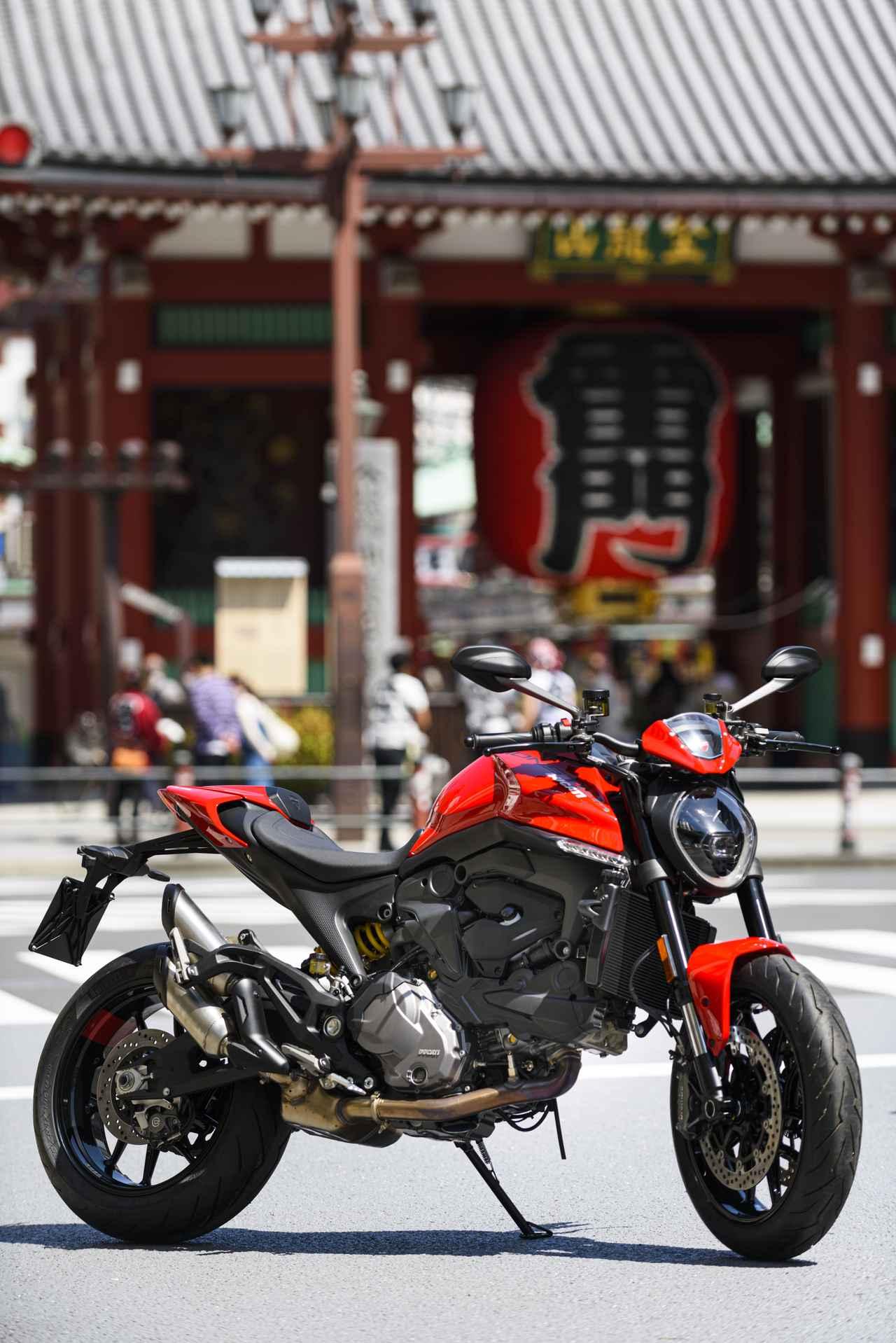 画像: 全てが刷新され、想像を絶するパフォーマンスを発揮するNEWモンスターが日本の街を走り出すまで、あと僅か。