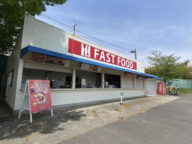 画像: この売店です。
