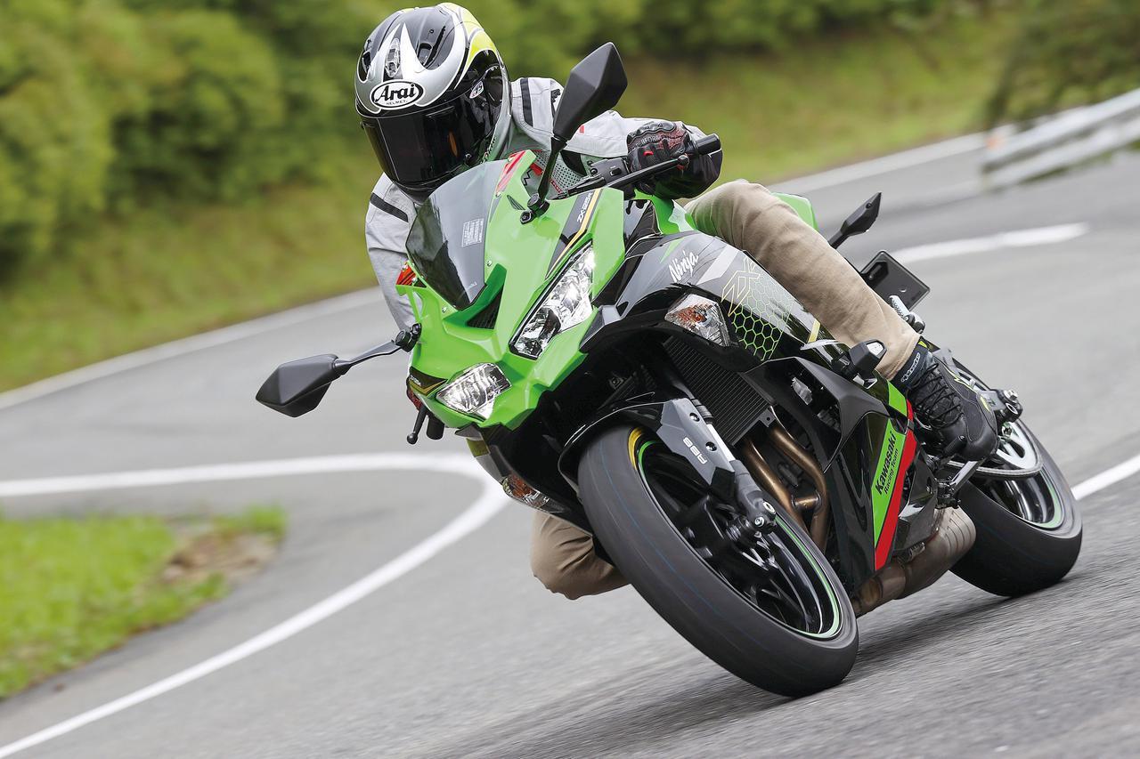 画像: 【ツーリング・インプレ】「Ninja ZX-25R」 - webオートバイ