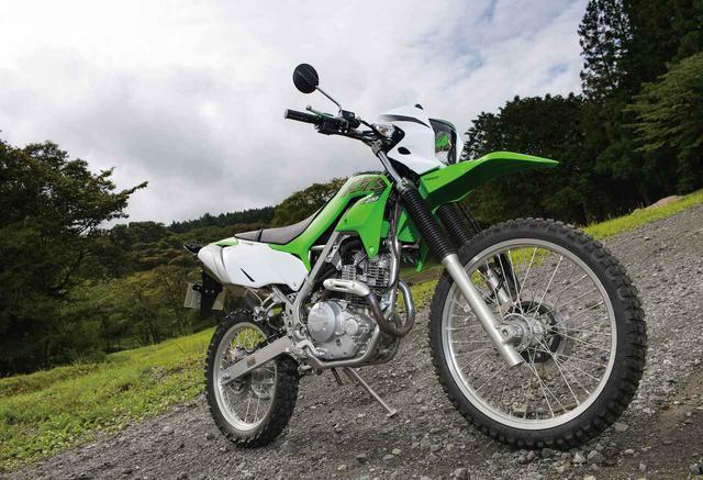画像: 【インプレ】カワサキ「KLX230」 - webオートバイ