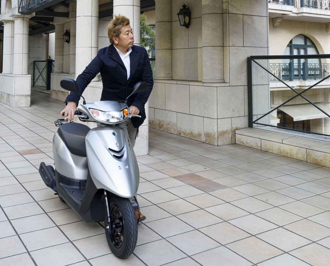 画像: 原付一種(50ccバイク)を取り巻く環境