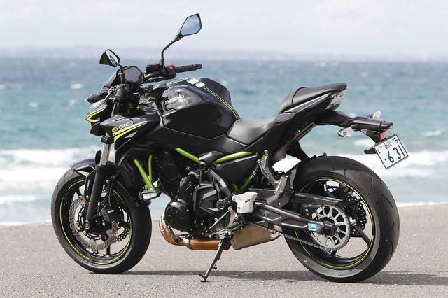 画像: 【写真】カワサキ「Z650」 - webオートバイ