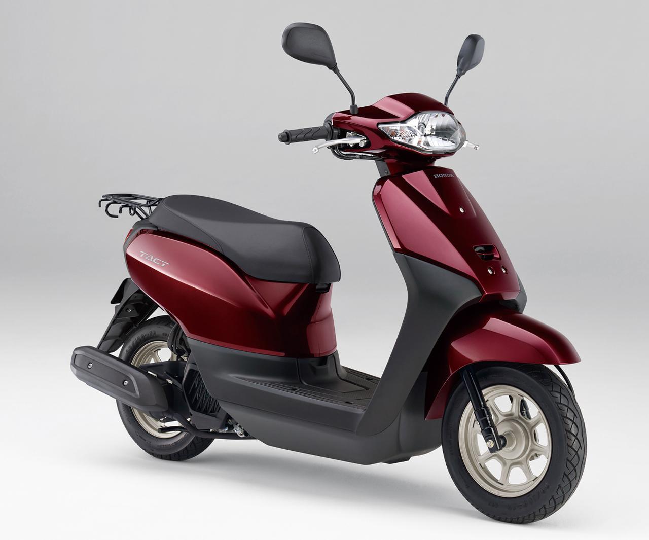 画像: ホンダ「タクト」「タクト・ベーシック」【1分で読める 2021年に新車で購入可能なバイク紹介】 - webオートバイ