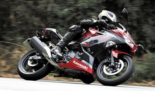 画像: 【インプレ】カワサキ「Ninja400」 - webオートバイ
