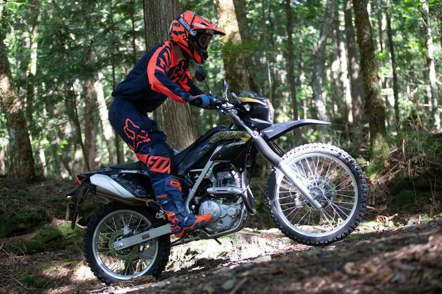 画像: 【徹底試乗レポート】カワサキ「KLX230」 - webオートバイ