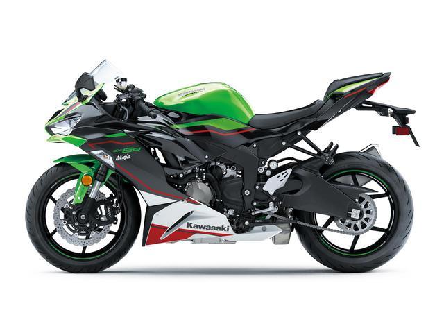 画像: 【写真6枚】カワサキ「Ninja ZX-6R」シリーズ - webオートバイ