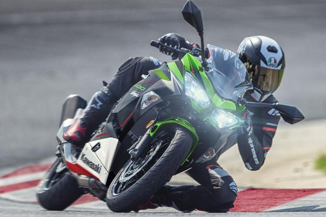 画像: 【人気カラー投票】カワサキ「ニンジャ400」 - webオートバイ