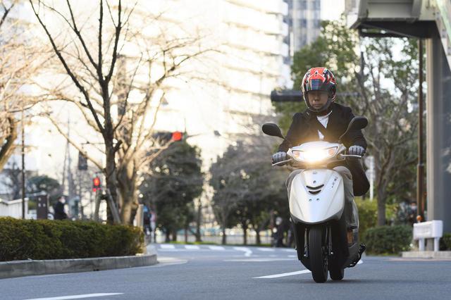 画像: ヤマハ「ジョグ」通勤インプレ・定期代とガソリン代を比較