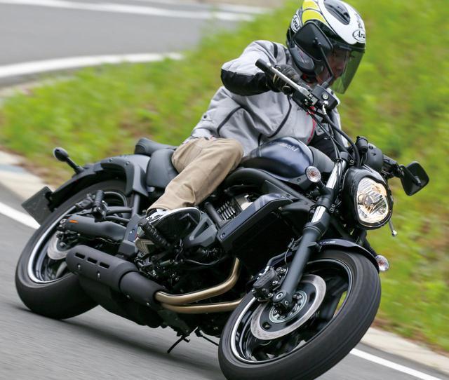 画像: 【インプレ】カワサキ「バルカンS」(2020年) - webオートバイ