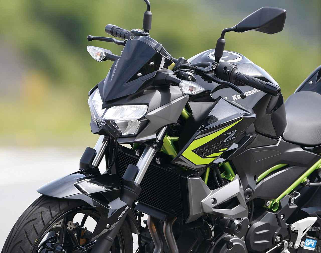 画像: カワサキ「Z250」が「Ninja250」を上回るポイントとは? - webオートバイ