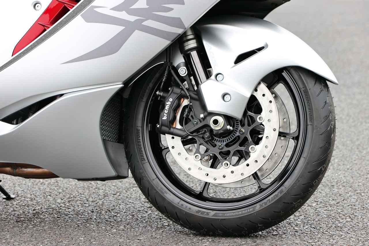 Images : 8番目の画像 - 【撮りおろし写真9枚】スズキ新型「ハヤブサ」 - webオートバイ