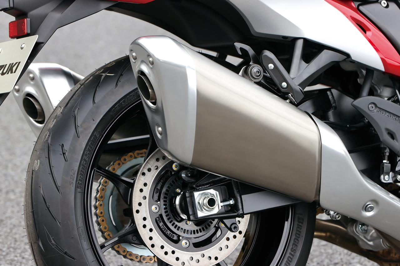 Images : 7番目の画像 - 【撮りおろし写真9枚】スズキ新型「ハヤブサ」 - webオートバイ
