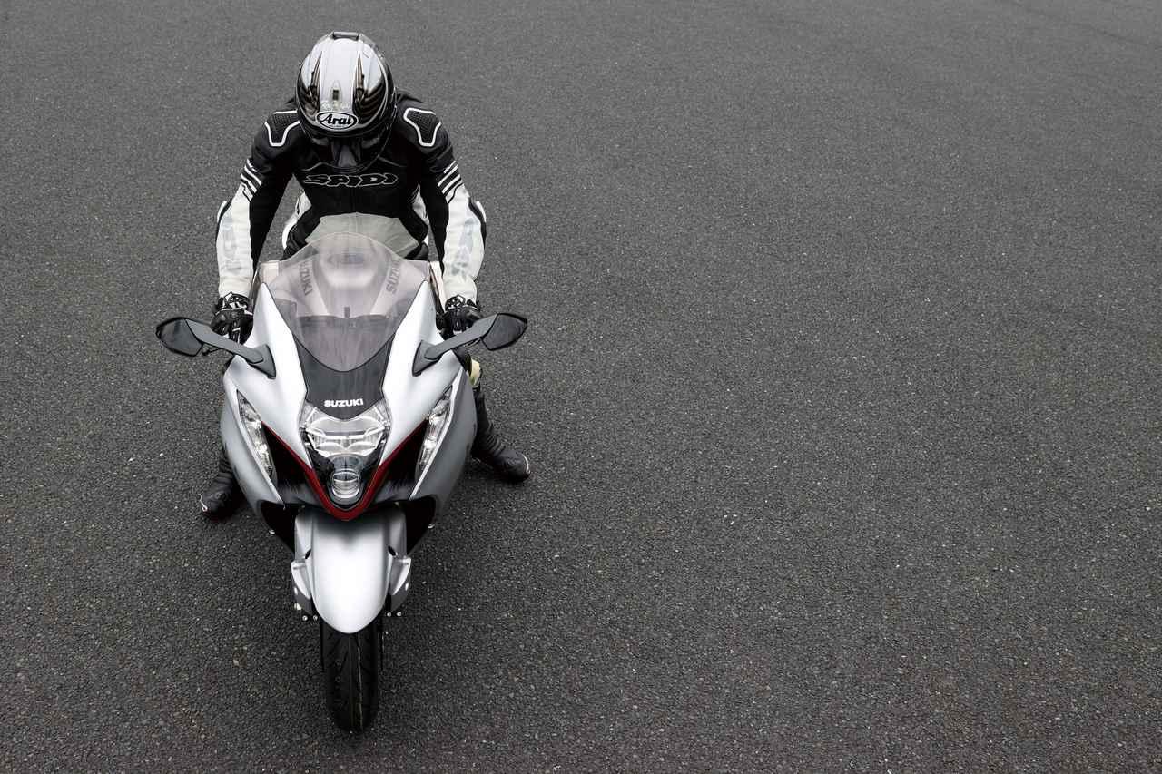Images : 5番目の画像 - 【写真7枚】スズキ新型「ハヤブサ」 - webオートバイ