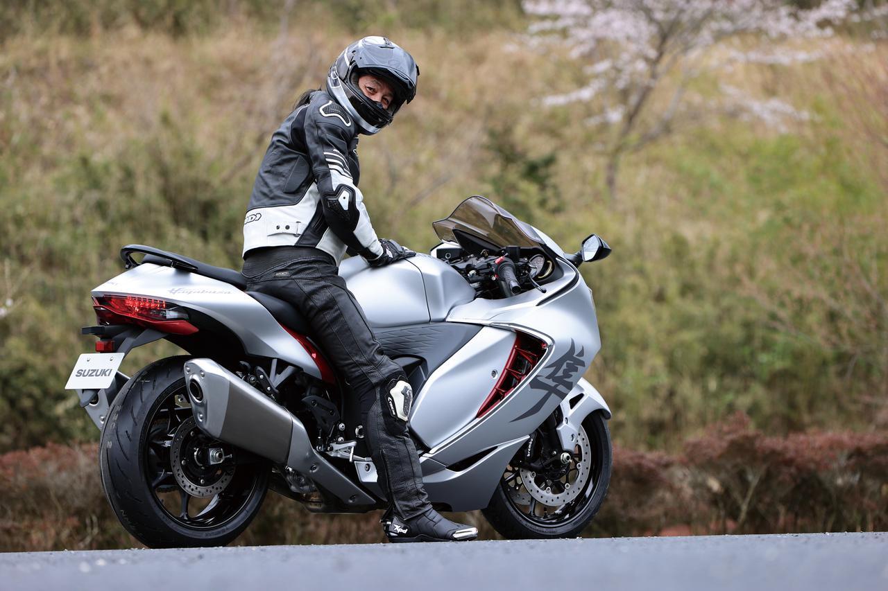 Images : 3番目の画像 - 【写真7枚】スズキ新型「ハヤブサ」 - webオートバイ