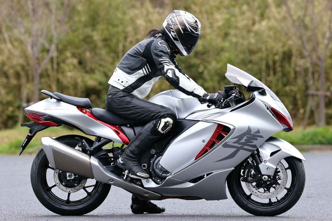 Images : 6番目の画像 - 【写真7枚】スズキ新型「ハヤブサ」 - webオートバイ