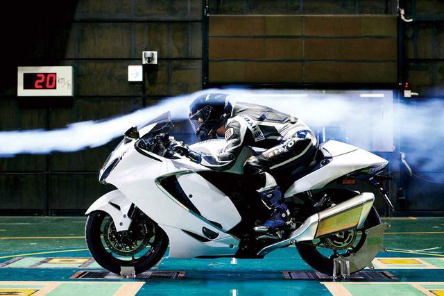 画像: 【開発者インタビュー】スズキ新型「ハヤブサ」誕生の舞台裏 - webオートバイ