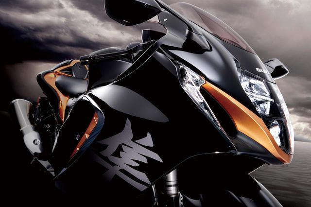 画像: スズキ新型「ハヤブサ」の各部装備と空力性能・スタイリングを解説! - webオートバイ
