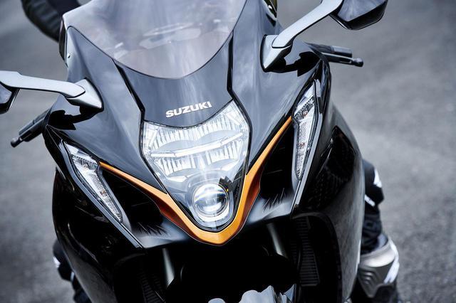 画像: 【隼】スズキ新型「ハヤブサ」のエンジンを解説! - webオートバイ