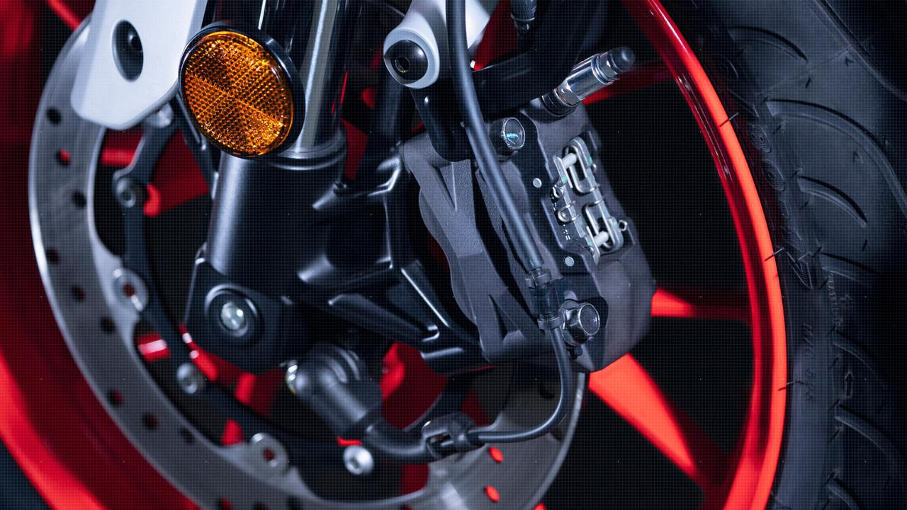Images : 4番目の画像 - 【写真9枚】YAMAHA「MT-125」 - webオートバイ