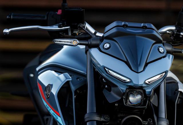 画像: ヤマハ「MT-25」「MT-03」の2021年モデル情報- webオートバイ