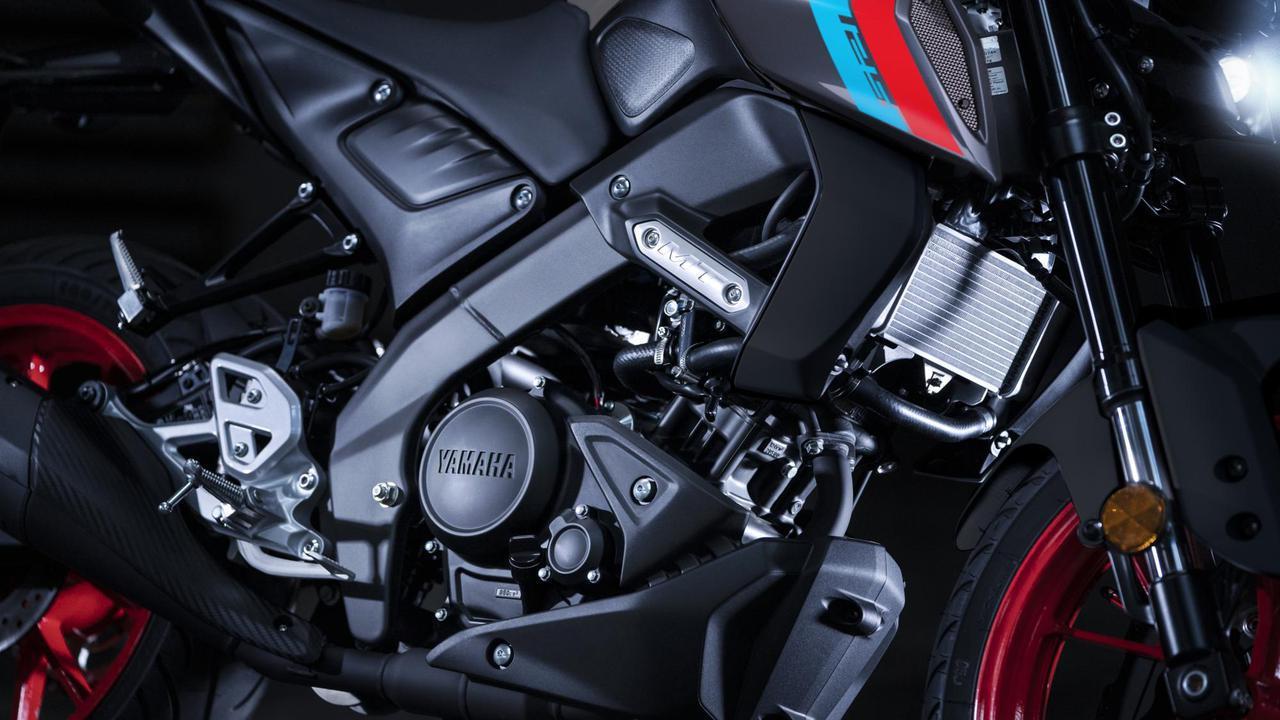 Images : 7番目の画像 - 【写真9枚】YAMAHA「MT-125」 - webオートバイ