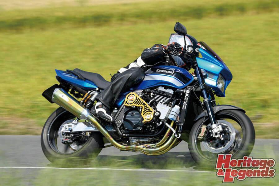 画像: 【IMPRESSION】 K-FACTORY ZRX1200DAEG スーパーチャージャー化で過給の魅力を追加   ヘリテイジ&レジェンズ Heritage& Legends