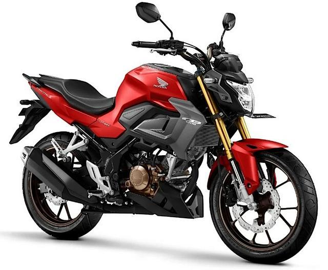画像: Honda CB150R Streetfire 2021年モデル 排気量:149cc エンジン形式:水冷4ストOHC4バルブ単気筒 シート高:795mm 車両重量:134kg