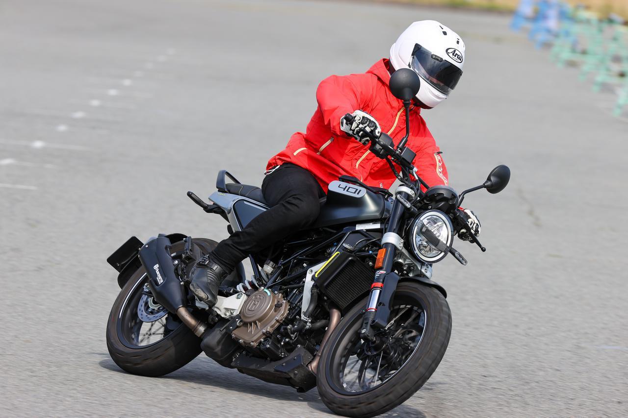 Images : 3番目の画像 - 【写真5枚】ハスクバーナモーターサイクルズ「スヴァルトピレン401」 - webオートバイ