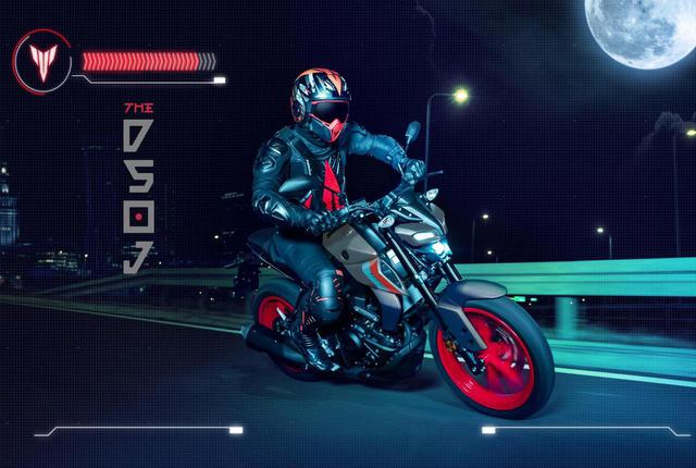 画像: ヤマハ「MT-125」はCB125RやGSX-S125のライバルとなり得るのではないか? - webオートバイ