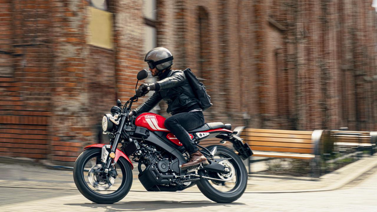 Images : 25番目の画像 - 【写真27枚】ヤマハ「XSR125」 - webオートバイ