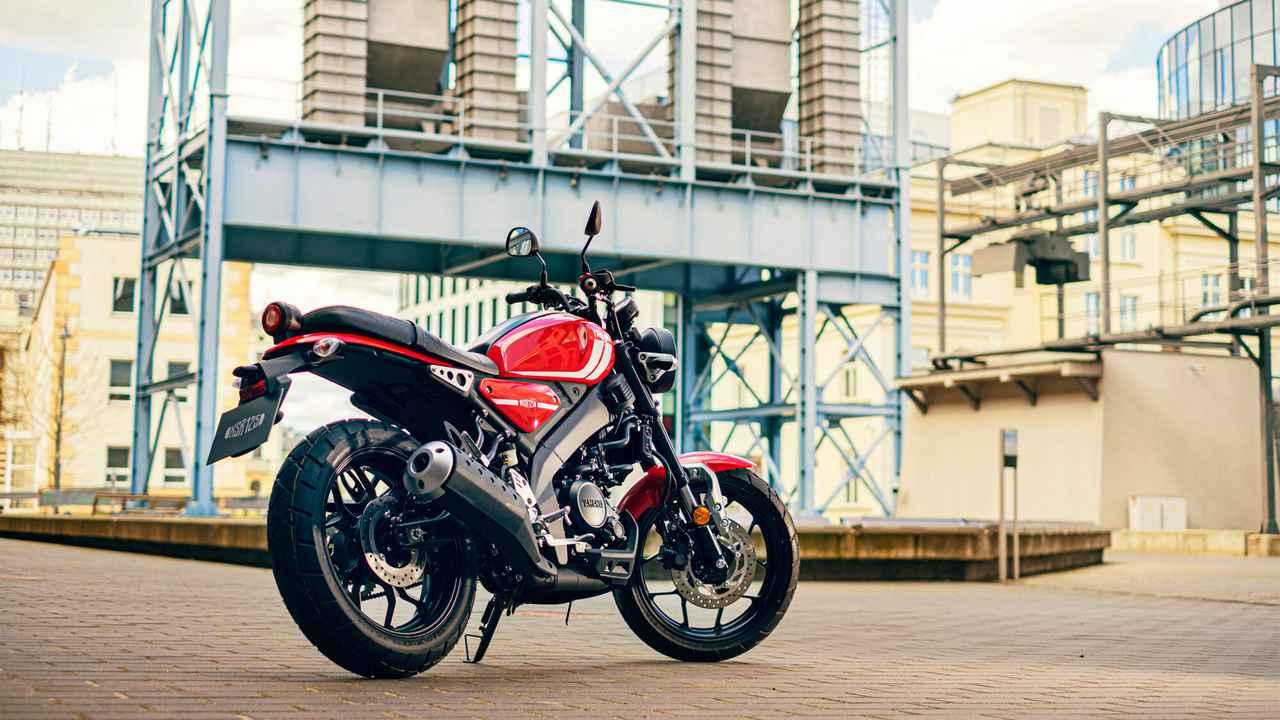 Images : 5番目の画像 - 【写真27枚】ヤマハ「XSR125」 - webオートバイ