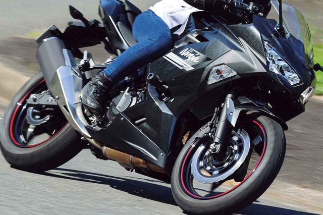 画像: カワサキ「Ninja250」インプレ(2021年)ZX-25Rの登場で再び注目される2気筒ニンジャのポテンシャル - webオートバイ