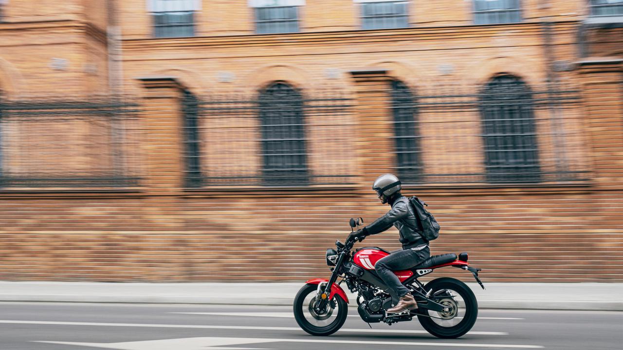 Images : 26番目の画像 - 【写真27枚】ヤマハ「XSR125」 - webオートバイ