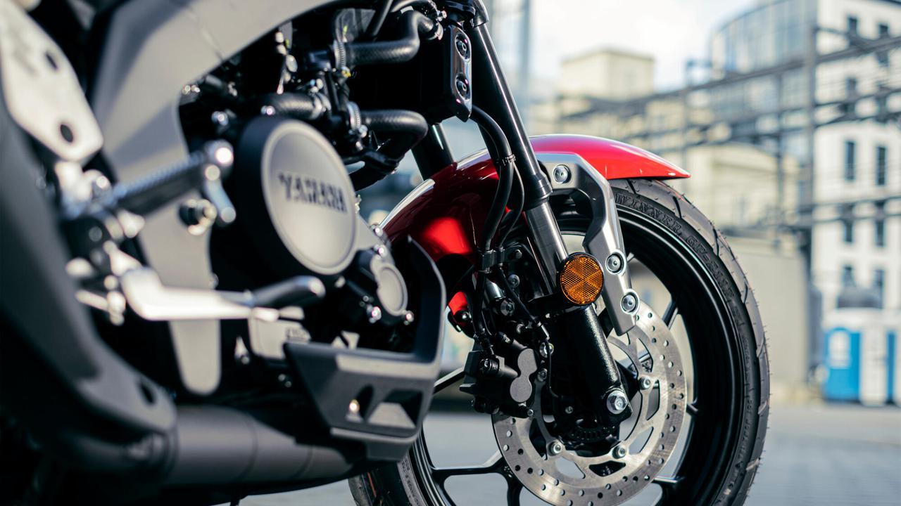 Images : 16番目の画像 - 【写真27枚】ヤマハ「XSR125」 - webオートバイ