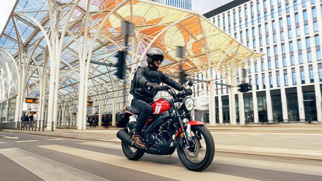 画像: XSR125 - motorcycles - Yamaha Motor