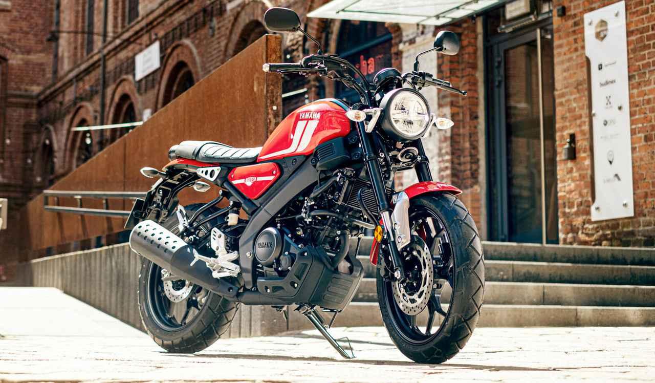 Images : 1番目の画像 - 【写真27枚】ヤマハ「XSR125」 - webオートバイ