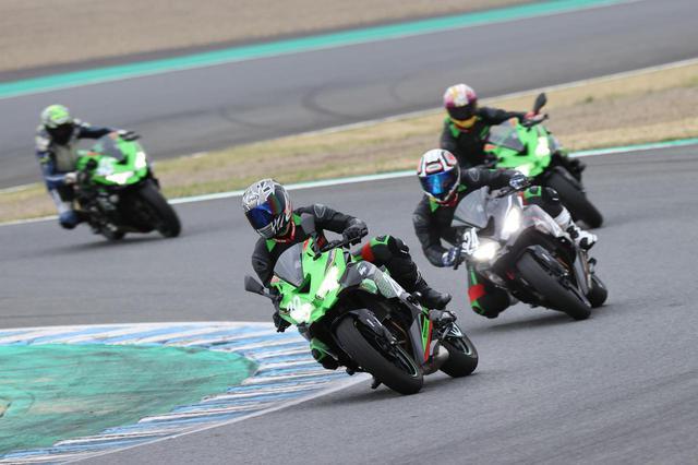 画像: 楽しみながらZX-25Rでサーキットデビュー!「Ninja Team Green Trial」次回は5月16日・SPA直入で開催! - webオートバイ