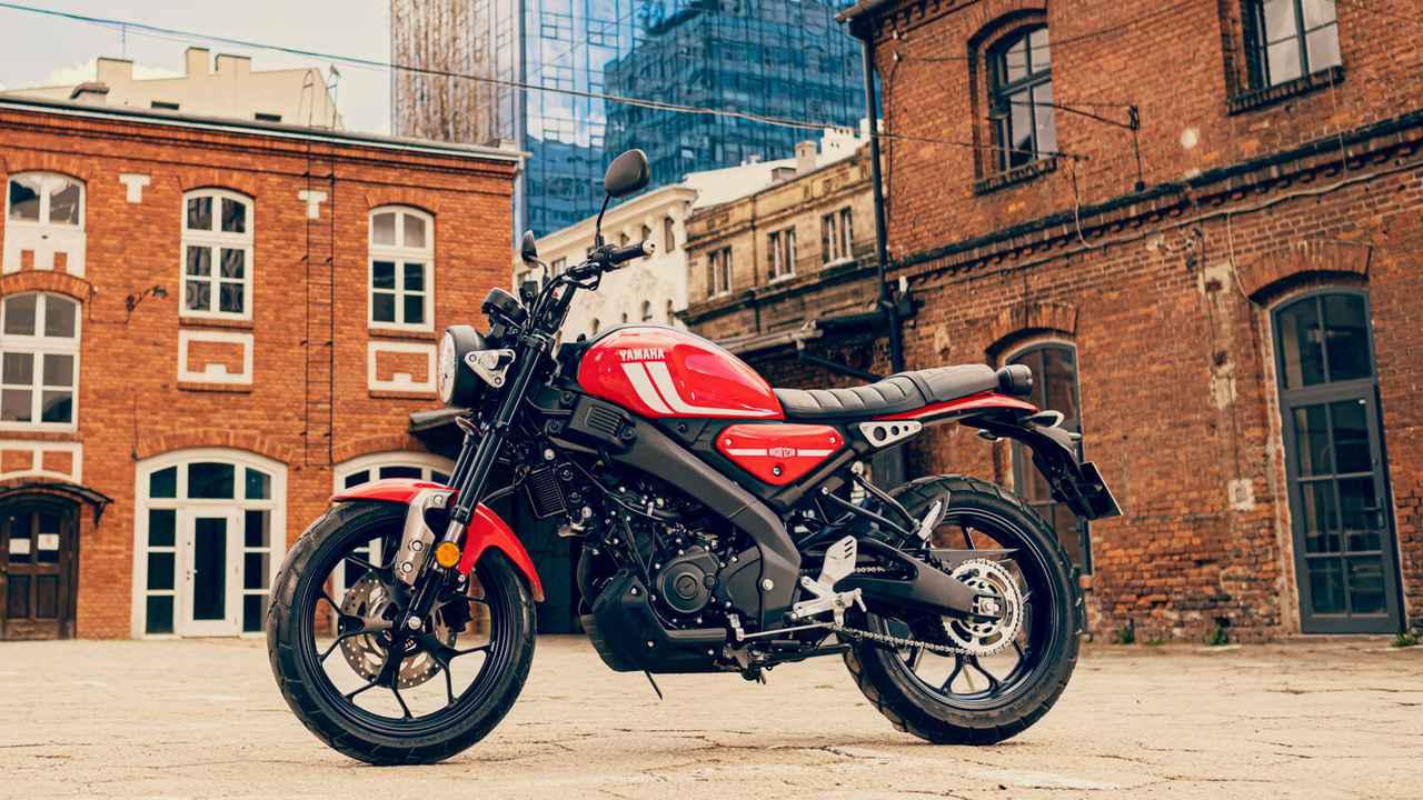 Images : 2番目の画像 - 【写真27枚】ヤマハ「XSR125」 - webオートバイ