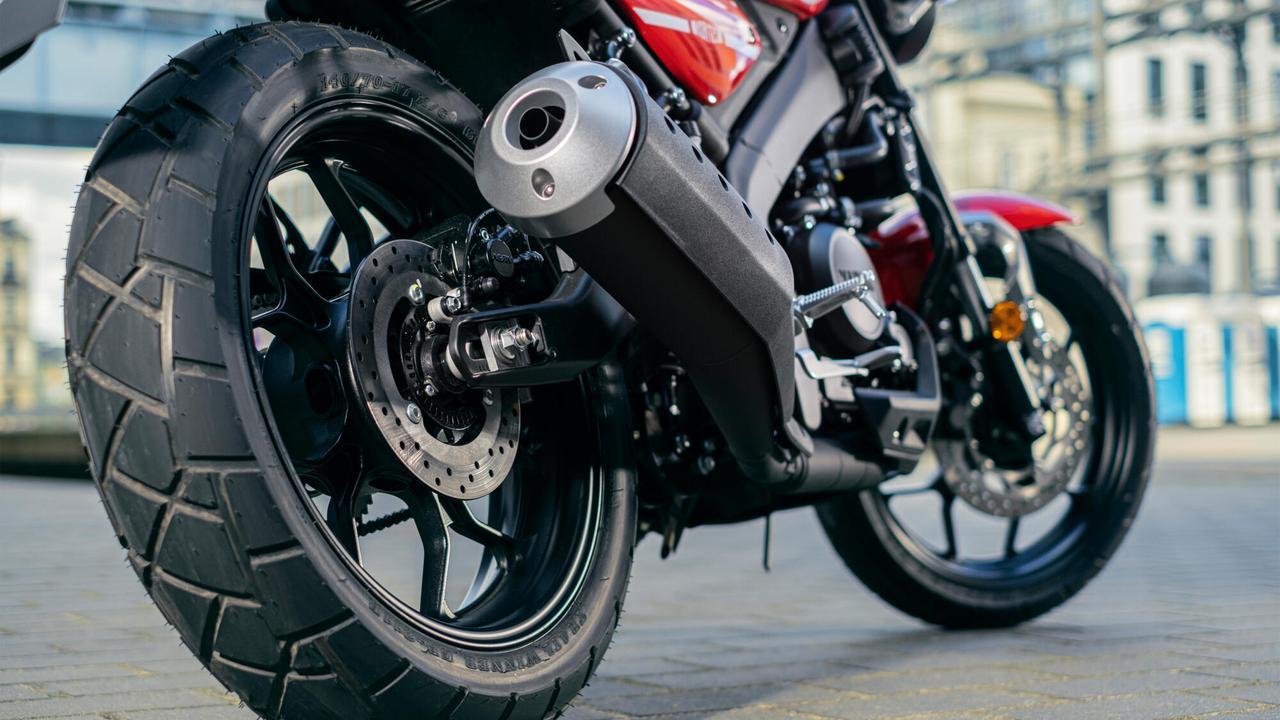Images : 17番目の画像 - 【写真27枚】ヤマハ「XSR125」 - webオートバイ