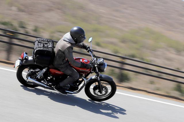 画像: 【PR】「GB350」にも似合うデイトナ・ヘンリービギンズのシートバッグ情報 - webオートバイ